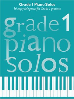 Grade 1 Piano Solos Books | Piano