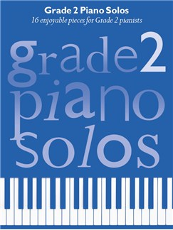Grade 2 Piano Solos Books | Piano
