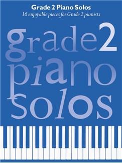 Grade 2 Piano Solos Books | Piano