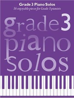 Grade 3 piano solos image