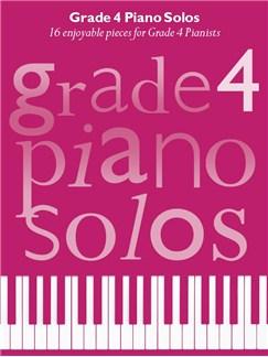 Grade 4 Piano Solos Books | Piano