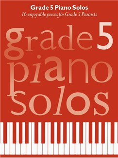 Grade 5 Piano Solos Books | Piano