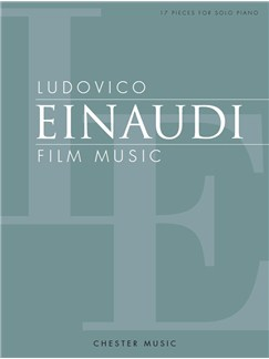 Ludovico Einaudi: Film Music Books | Piano