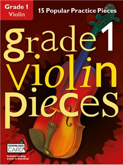 Grade 1 Violin Pieces (Book/Audio Download) Books and Digital Audio | Violin