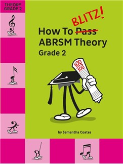How To Blitz! ABRSM Theory Grade 2 Books |