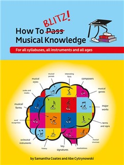How To Blitz! Musical Knowledge Books |