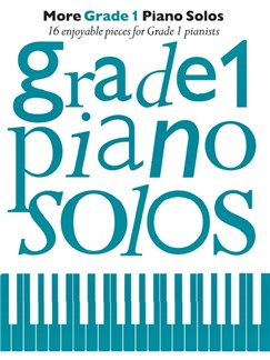 More Grade 1 Piano Solos Books | Piano