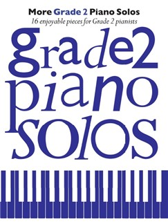 More Grade 2 Piano Solos Books | Piano