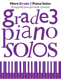 More Grade 3 Piano Solos Books | Piano
