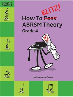 How To Blitz! ABRSM Theory Grade 4 Books |