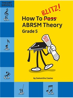 How To Blitz! ABRSM Theory Grade 5 Books |