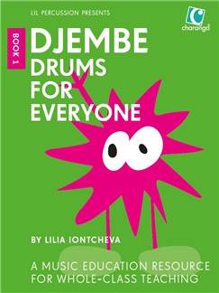 Djembe Drums For Everyone (Book 1) Books |