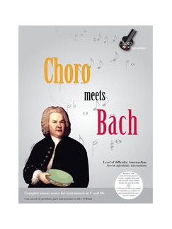 Choro Meets Bach Books | C Instruments, B Flat Instruments