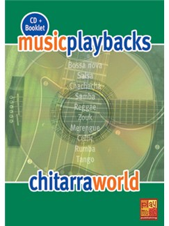 Music Playbacks CD: Chitarra World (Italian) Books and CDs | Guitar