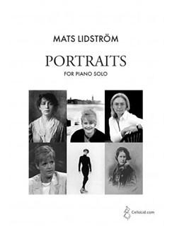 Mats Lidström: Portraits Books | Piano
