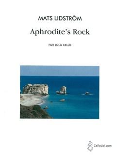 Mats Lidström: Aphrodite's Rock (Cello Solo) Books | Cello
