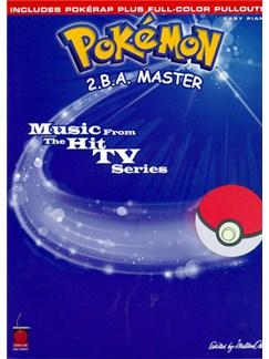 Pokemon 2 B A Master For Easy Piano Books | Piano