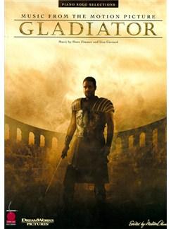 Gladiator: Piano Solo Selections Books   Piano