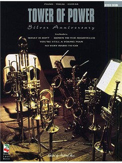 Tower Of Power: Silver Anniversary PVG Books | Piano, Vocal & Guitar