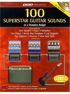 100 Superstar Guitar Sounds On A Stompbox Budget Books and CDs | Guitar