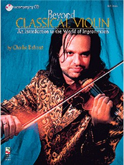 Beyond Classical Violin: An Introduction To The World Of Improvisation Books and CDs | Violin, with chord symbols