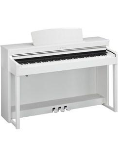 Yamaha: CLP-440 Clavinova Digital Piano (White) Instruments | Digital Piano