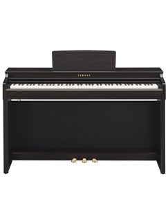 Yamaha Clavinova CLP525R Digital Piano In Rosewood Finish Instruments | Digital Piano