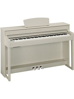Yamaha Clavinova CLP535 Digital Piano - White Ash Instruments | Digital Piano