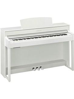 Yamaha Clavinova CLP545 Digital Piano - White Instruments | Digital Piano