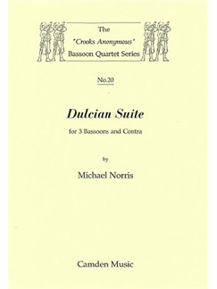 Michael Norris: Dulcian Suite Books | Three Bassoons, Contrabassoon