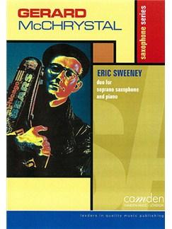 Eric Sweeney: Duo Books | Soprano Sax, Piano Accompaniment