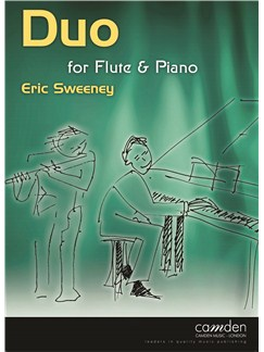 Eric Sweeney: Duo For Flute And Piano Books | Flute, Piano Accompaniment