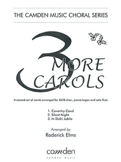 Three More Carols Books | Choral