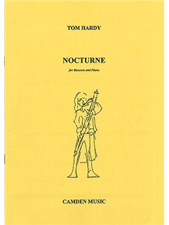 Tom Hardy: Nocturne Books | Bassoon, Piano Accompaniment