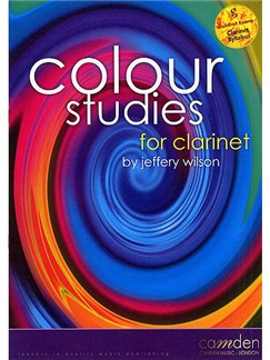Jeffery Wilson: Colour Studies Books | Clarinet
