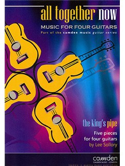 Lee Sollory: The King's Pipe Books | Guitar (Quartet)
