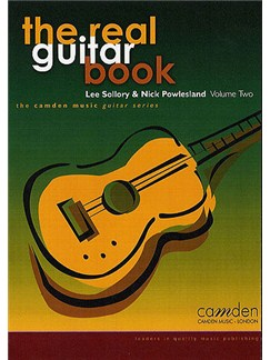 The Real Guitar Book - Volume One Books | Guitar