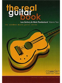 The Real Guitar Book Volume Two Books | Guitar