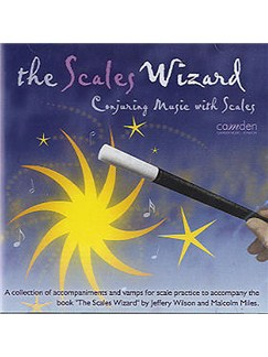 Jeffery Wilson/Malcolm Miles: The Scales Wizard (CD) CDs | All Instruments