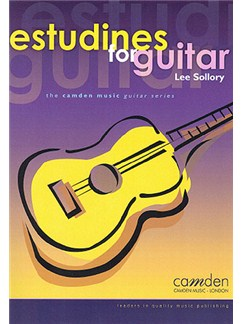 Lee Sollory: Estudines Books | Guitar
