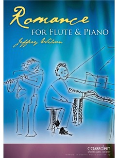 Jeffery Wilson: Romance for Flute and Piano Books | Flute, Piano Accompaniment