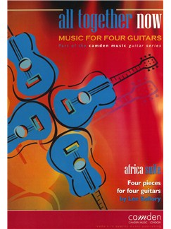 Lee Sollory: All Together Now - Africa Suite Books | Guitar (Quartet)