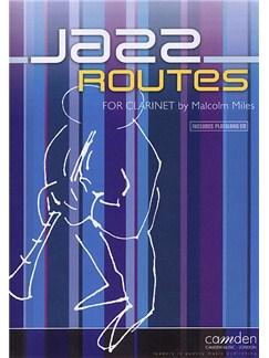 Malcolm Miles: Jazz Routes For Clarinet Books | Clarinet