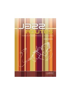 Malcolm Miles: Jazz Routes for Bb Sax & Piano Books and CDs | Piano, Piano Accompaniment