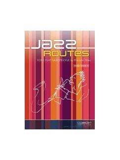 Malcolm Miles: Jazz Routes for Eb Sax & Piano Books and CDs | Alto, Piano Accompaniment
