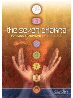 Jeffrey Wilson: Seven Chakra For Solo Saxophone Books | Saxophone