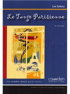 Lee Sollory: Le Tango Parisienne Books | Guitar