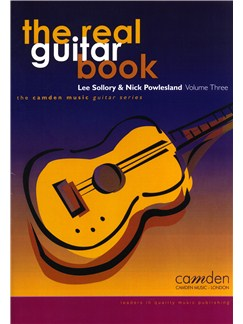 Nick Powlesland/Lee Sollory: The Real Guitar Book - Volume 3 Books | Guitar