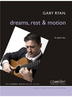 Gary Ryan: Dreams, Rest And Motion For Guitar Duo Books | Guitar (Duet)