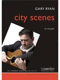 Gary Ryan: City Scenes Books | Guitar